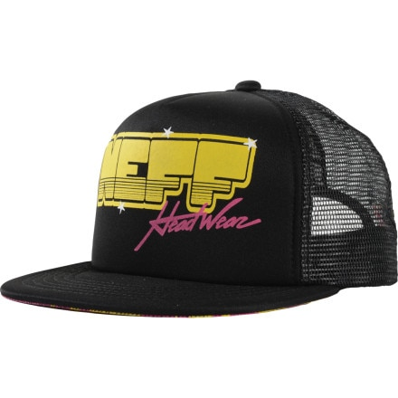Neff Retro Gold Trucker Hat