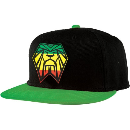 Neff Snoop Mantel Snapback Hat