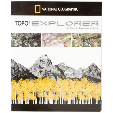 National Geographic TOPO! Explorer DVD