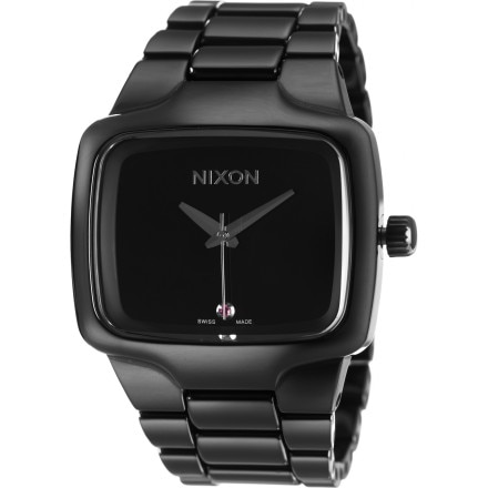 Nixon Ceramic Player Watch - Men's