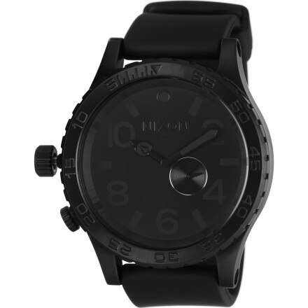 Watch 51-30 Drab PU by Nixon - Timefy