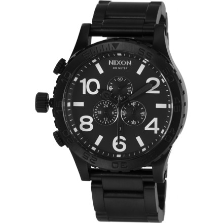 Shop for Nixon Men's 51-30 Chrono Watch