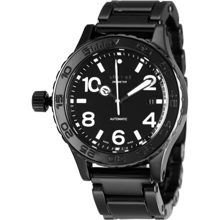 Nixon Ceramic 42-20 Watch - Men's