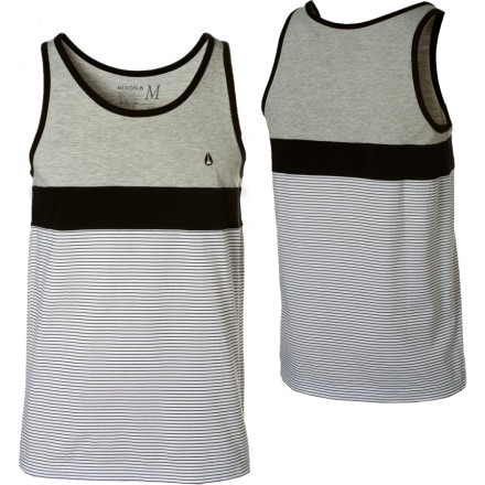Nixon Retrometrique Tank Top