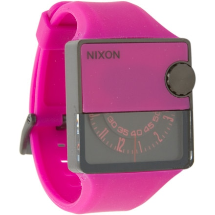 Nixon Rubber Murf Watch