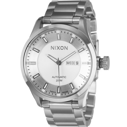 Nixon Automatic Watch - Men's