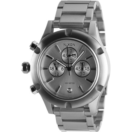 Nixon Camden Chrono Watch - Women's