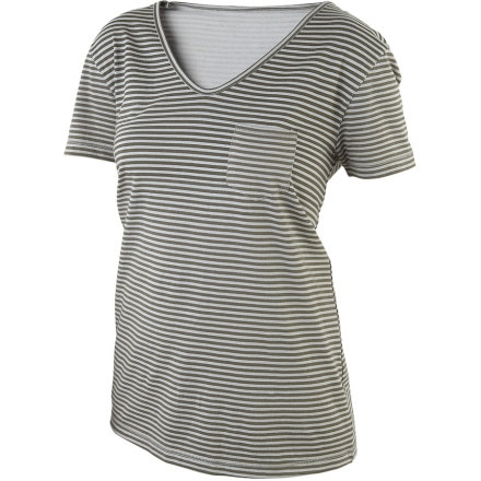 Nixon Quentin T-Shirt - Short-Sleeve - Women's