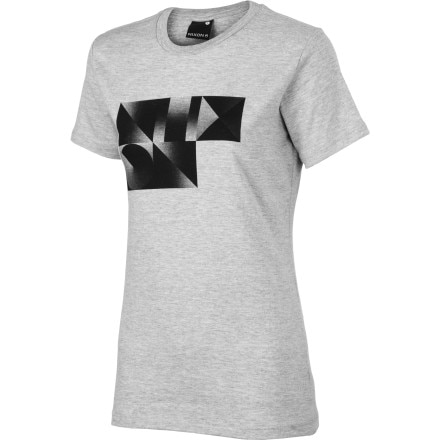 Nixon Conical T-Shirt - Short-Sleeve - Women's