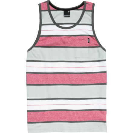 Nixon Hijack Tank Top - Men's
