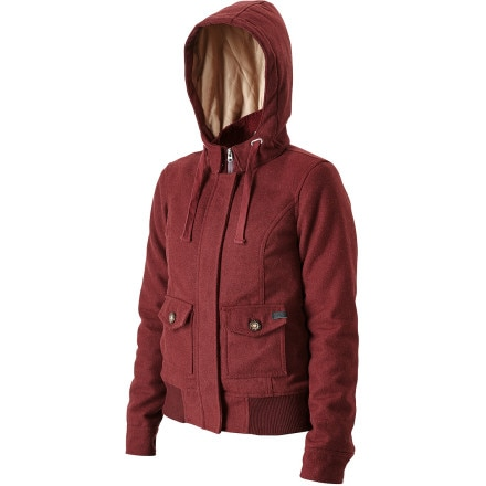 Nixon Captain Quilted Jacket - Women's
