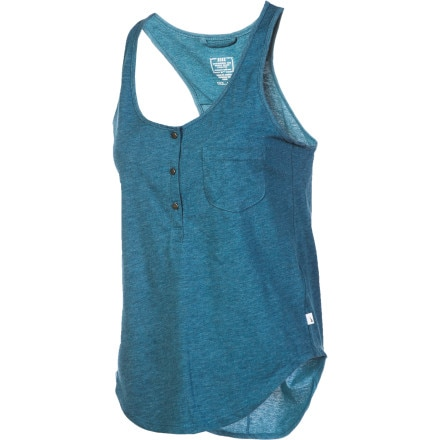 Nike Luxe Layer Pocket Tank Top - Women's