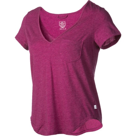 Nike Luxe Layer T-Shirt - Short-Sleeve - Women's