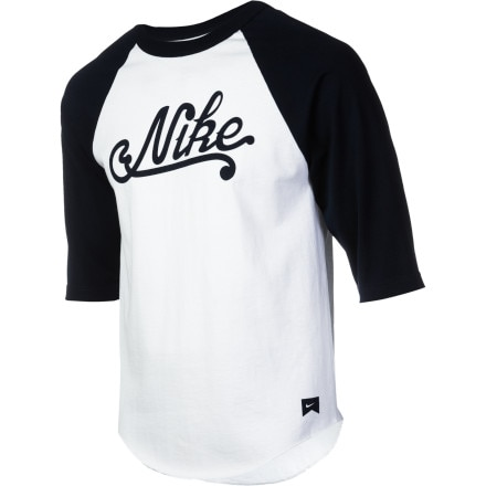 Nike Extra Innings Raglan T-Shirt - 3/4-Sleeve - Men's