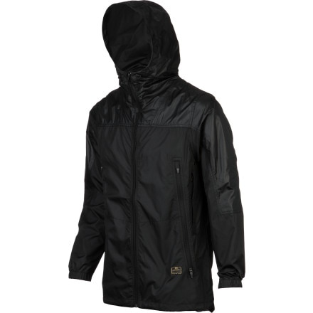 Nike Lightweight Packable Fishtail Shell Jacket - Men's