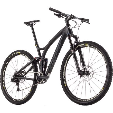 Niner Jet 9 Carbon GX Complete Mountain Bike - 2015