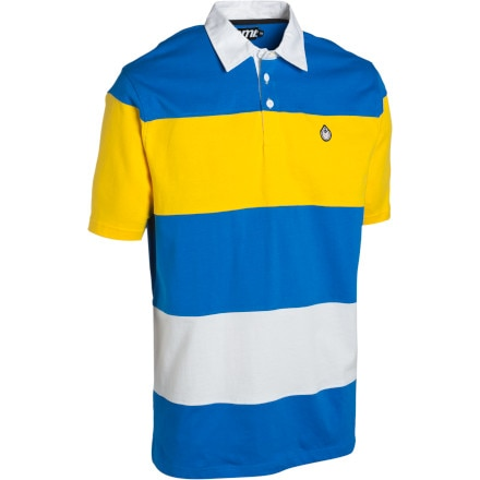 Nomis Cut and Sew Polo Shirt - Short-Sleeve - Men's