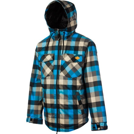 Nomis True Flannel Jacket - Men's