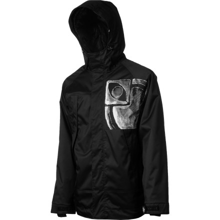 Nomis Foundation Logo Insulated Jacket - Men's
