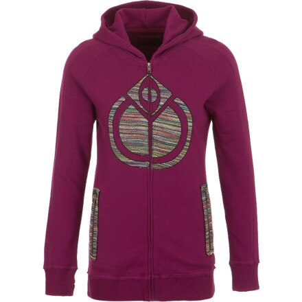 Nomis Icon Full-Zip Long Hoody - Women's