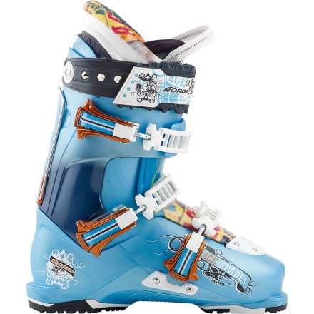 Nordica Ace Of Spades Ski Boot - Men's