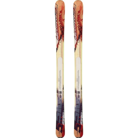 Nordica Hell and Back Ski