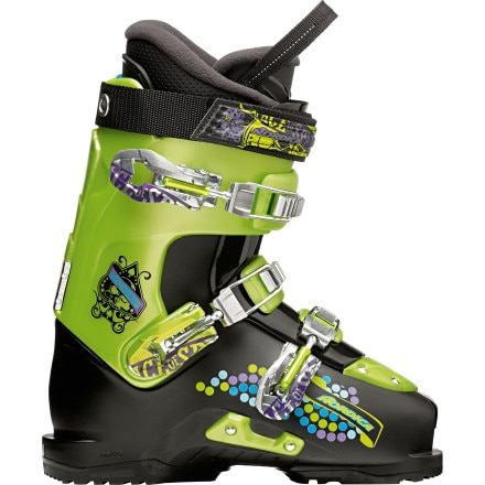 Nordica Ace Of Spades Team Ski Boot - Kids'
