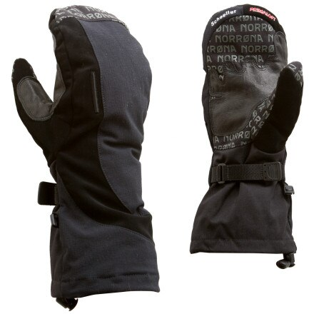 photo: Norrona Narvik Gore-Tex Mitten waterproof glove/mitten