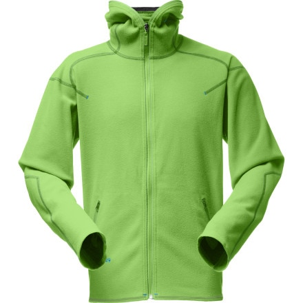 photo: Norrona /29 Warm1 Zip Hoodie