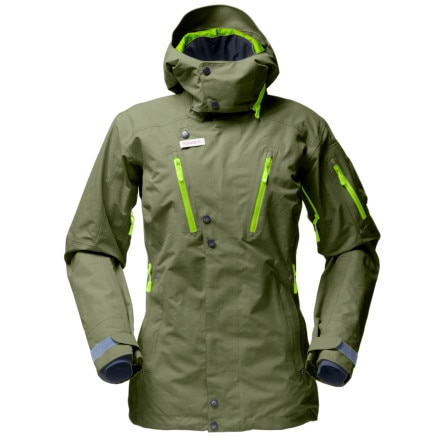 Norrøna R�ldal Gore-Tex Performance Shell Insulated Jacket - Women's