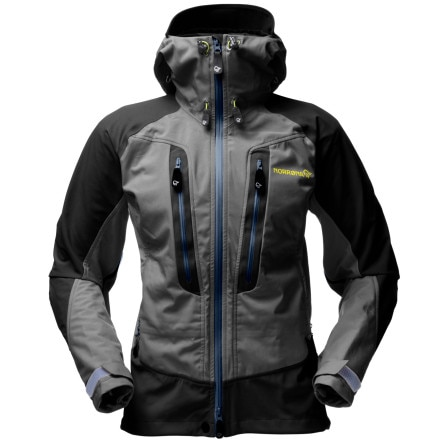 photo: Norrona Women's Lyngen Windstopper Jacket