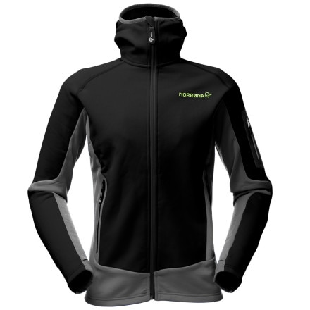 photo: Norrona Women's Lyngen Warm2 Stretch Jacket
