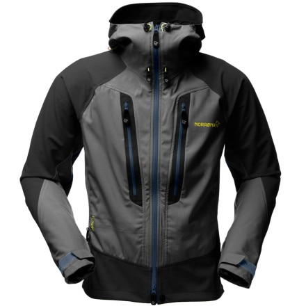 photo: Norrona Men's Lyngen Windstopper Jacket soft shell jacket
