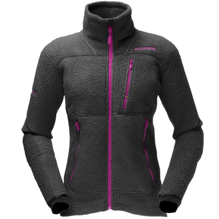 photo: Norrona Women's Trollveggen Warm2 Jacket