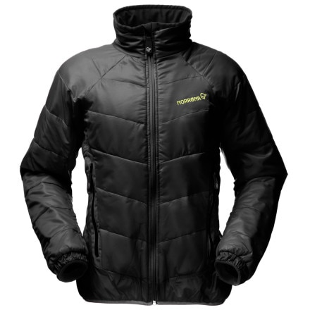 photo: Norrona Women's Lyngen CLO100 Jacket synthetic insulated jacket