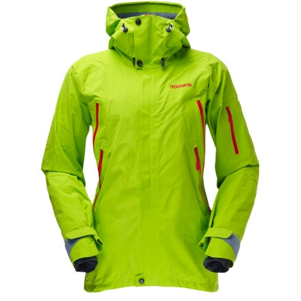 photo: Norrona Women's Narvik Gore-Tex Perf. Shell 2L Jacket