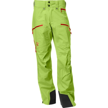photo: Norrona Men's Narvik Gore-Tex Perf. Shell 2L Pant