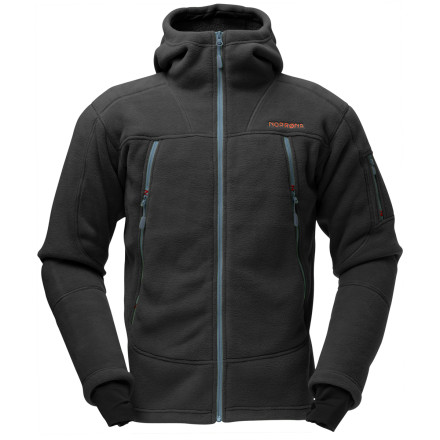 photo: Norrona Narvik Warm3 Zip Hood