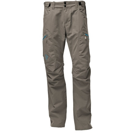 photo: Norrona Svalbard Mid Weight Pant hiking pant