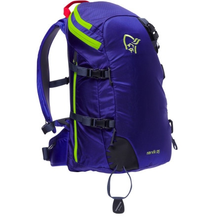 photo: Norrona Narvik Pack 25 winter pack