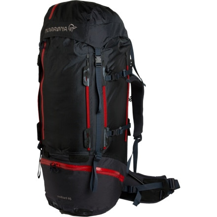 photo: Norrona Svalbard Synkron 65L weekend pack (3,000 - 4,499 cu in)