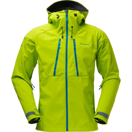photo: Norrona Men's Trollveggen Flex3 Jacket