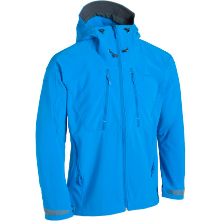 photo: Norrona Men's Trollveggen Flex3 Jacket soft shell jacket