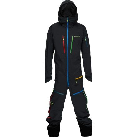 Norrna Lofoten Gore-Tex Pro Shell One-Piece Suit - Men's