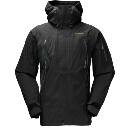 photo: Norrona Narvik Gore-Tex Perf. Shell 2L Jacket waterproof jacket