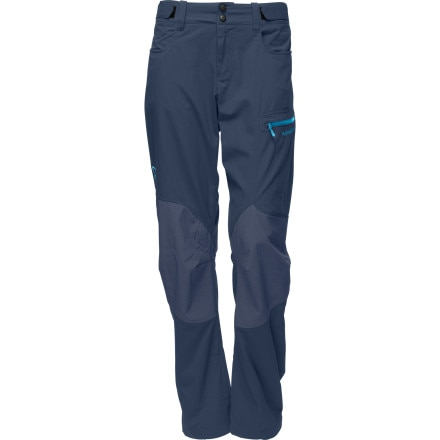 photo: Norrona Bitihorn Lightweight Hybrid Pant