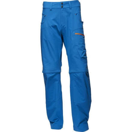photo: Norrona Men's Bitihorn Flex1 Zip-Off Pant