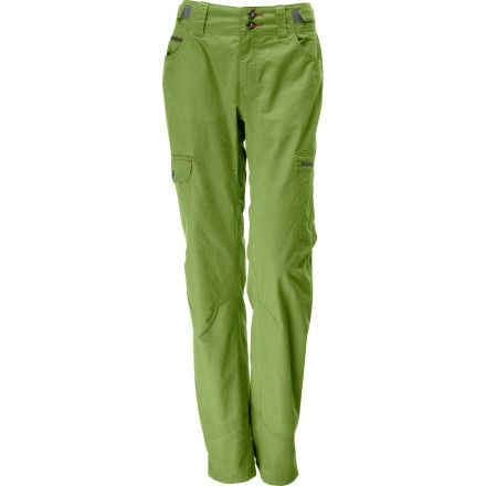 photo: Norrona Women's Svalbard Cotton Pant