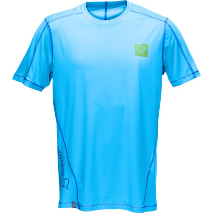 photo: Norrona Men's /29 Tech Tee