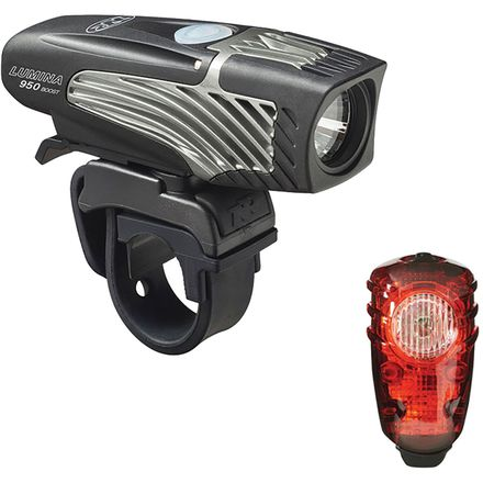 NiteRider Lumina 950 Boost/Solas 100 Combo
